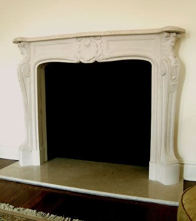 Fireplace Mantel Designs Neo Gothic Victorian Louis Xv Colonial
